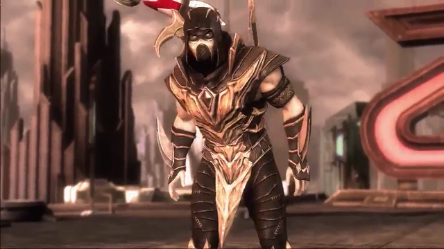 Injustice: Gods Among Us | Scorpion DLC Trailer