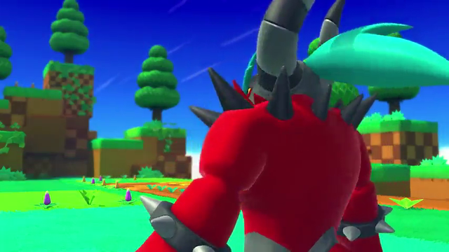 Sonic Lost World | Color Powers Trailer