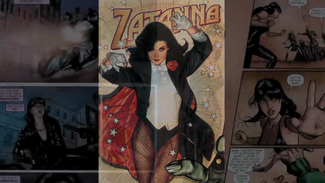Injustice: Gods Among Us | Histroy of Zatanna