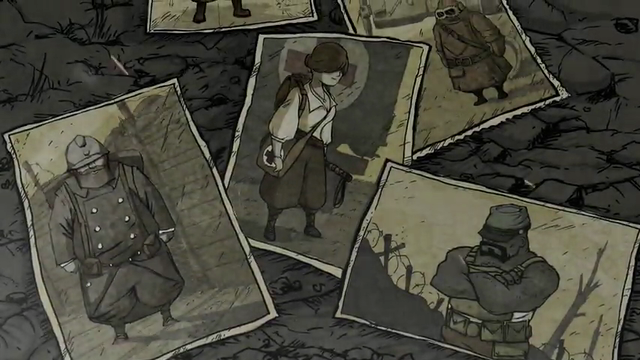 Valiant Hearts: The Great War Announcement Trailer