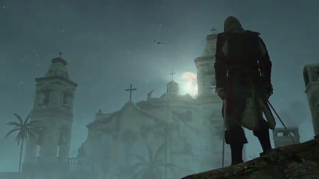 Assassin's Creed 4: Black Flag   Building a Next-Gen Open World