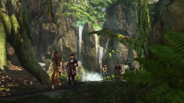 Assassin's Creed 4: Black Flag | Multiplayer Trailer