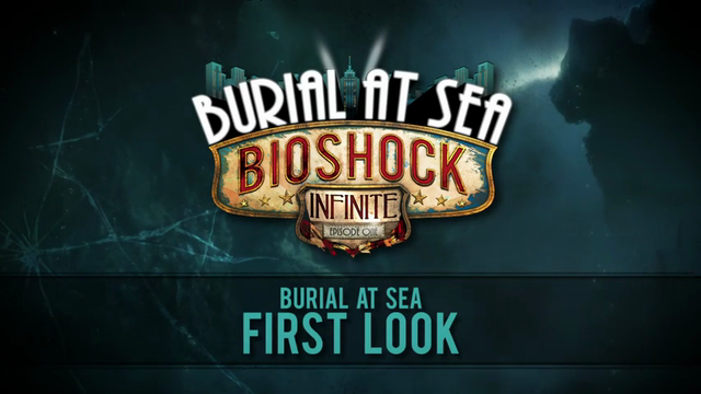 Bioshock Infinite: Burial at Sea | First 5 Minutes