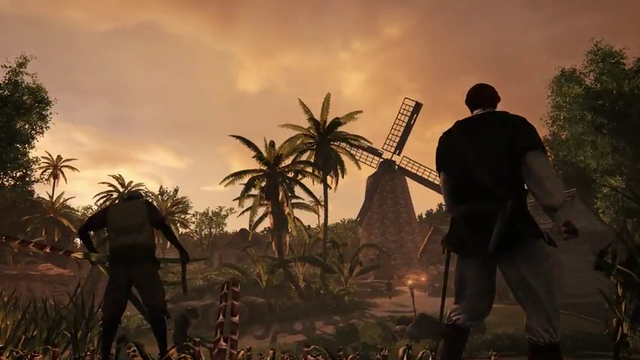 Assassin's Creed 4: Black Flag | Freedom Cry DLC Launch Trailer