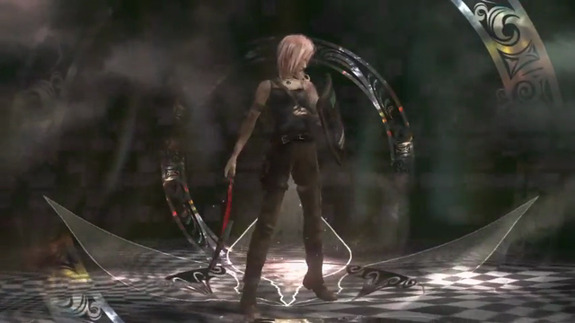 Lightning Returns Final Fantasy XIII | Tomb Raider DLC Trailer