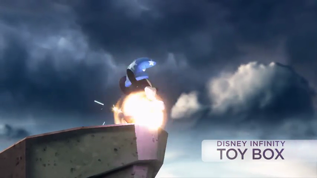 Disney Infinity: Sorcerer's Apprentice Mickey trailer