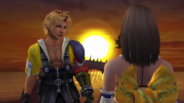 Final Fantasy X/X-2 HD Remaster | Valentine's Day Trailer