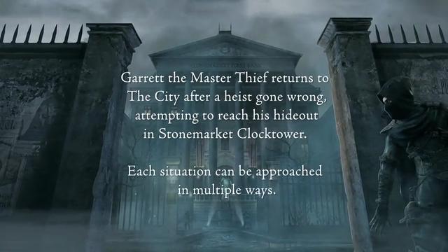 Thief | Lockdown Mission Playthrough