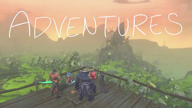 WildStar   DevSpeak Adventures