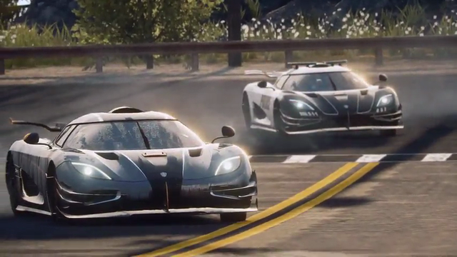 Need for Speed: Rivals | Koenigsegg Agera One:1 Trailer