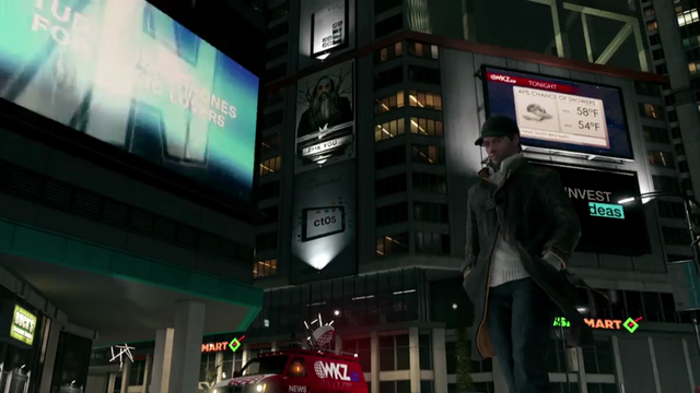Watch Dogs | Story Trailer