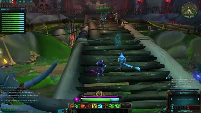 Wildstar Battlegrounds Walatiki Temple Gameplay