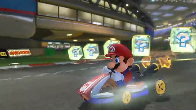 Mario Kart 8 | New Courses & Items Trailer