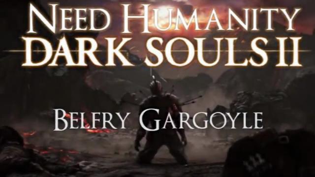 Dark Souls II Boss Guide: Belfry Gargoyle
