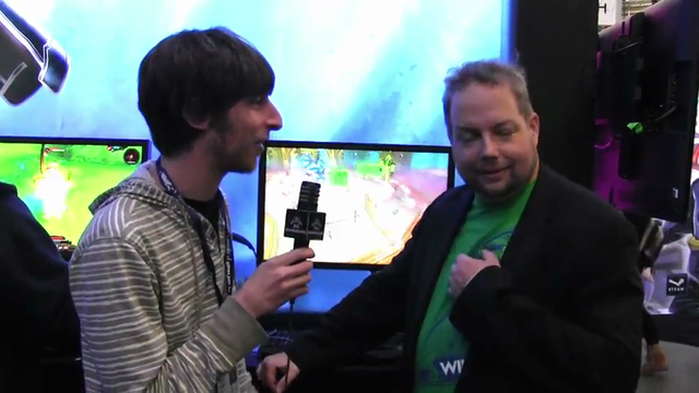 PAX EAST | Wildstar Interview - Carbine Studios President Jeremy Gaffney