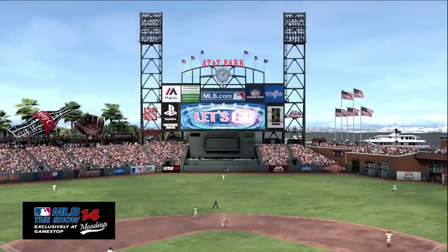 MLB 14 The Show  | PS4 Dev Diary: Dynamic Cameras