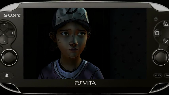 The Walking Dead: Season Two | PS Vita Launch Trailer