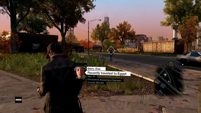 Watch Dogs | Gameplay Footage