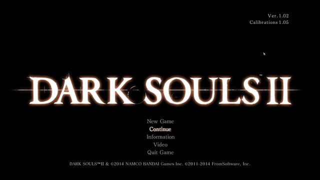 Dark Souls II | Save Game Transfer
