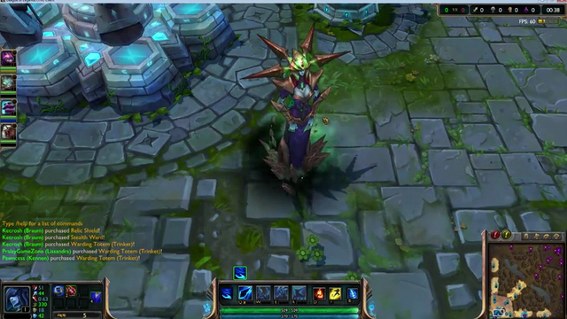 Lissandra - Blade Queen Skin - League of Legends