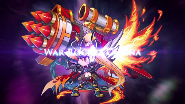 Brave Frontier | Battle Maiden Cayena Trailer