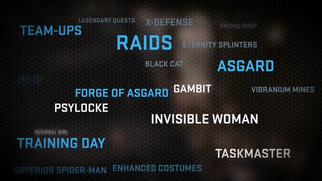 Marvel Heroes 2015 - Surtur Teaser Trailer