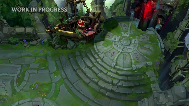 League of Legends | Updating Summoner's Rift Tease