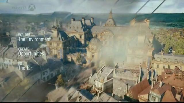 Assassin's Creed Unity | E3 2014 Trailer
