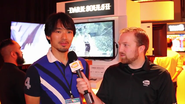 E3 2014 | Dark Souls II Lost Crowns Trilogy Producer Interview