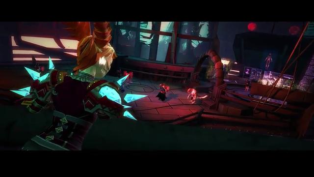 Guild Wars 2   Scarlet's War Recap Trailer