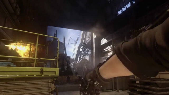 Call of Duty: Advanced Warfare | Future Tech & Exoskeleton Trailer