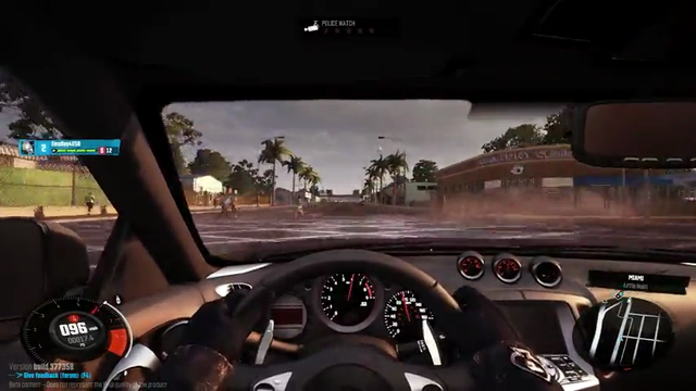 The Crew Closed Beta | Driving through Miami and Key West Gameplay