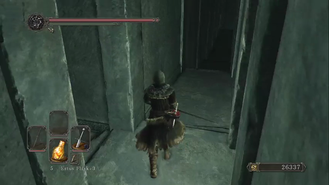 Dark Souls 2: Crown of the Sunken King | Dragon Sanctum Puzzle Room