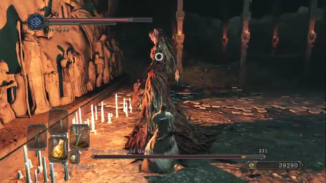 Dark Souls 2 Crown of the Sunken King: Boss Guide | Elana, The Squalid Queen