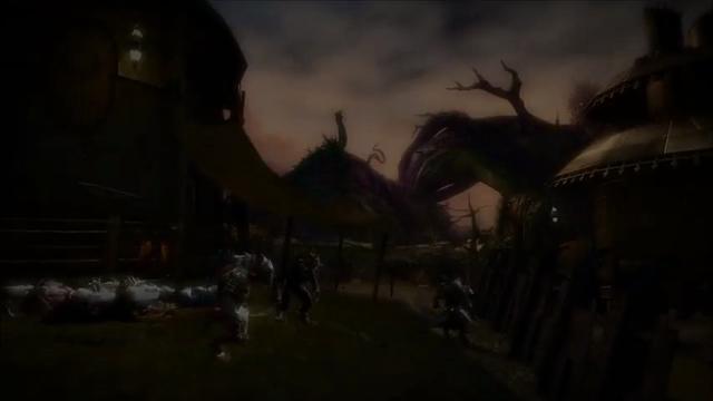 Guild Wars 2   The Dragon's Reach Trailer Part 1