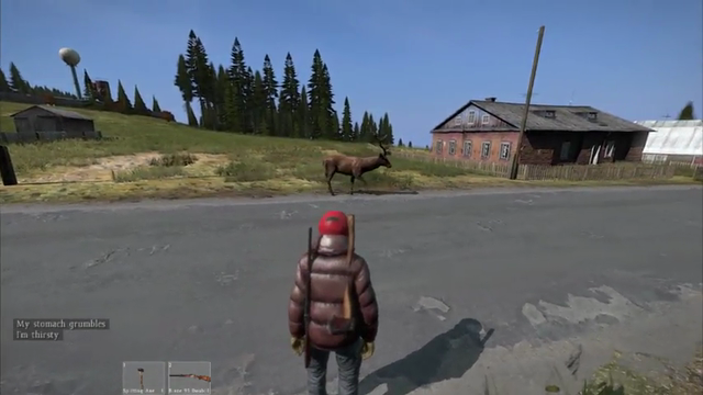 DayZ of our Lives: Life1