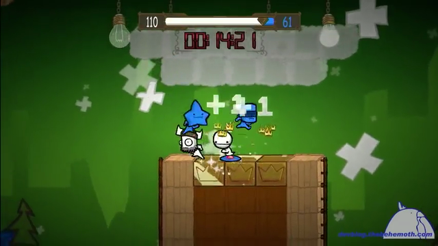 Giveaway: Win a BattleBlock Theater or Castle Crashers Steam Code