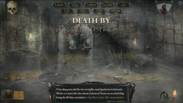 Shadowgate | Death Trailer