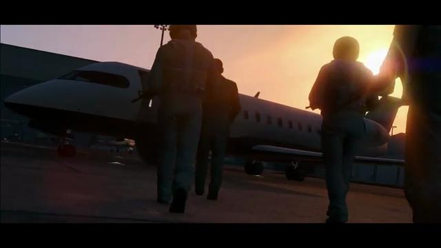 Grand Theft Auto V Online| The San Andreas Flight School Update