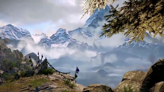 Far Cry 4 | Open World Design