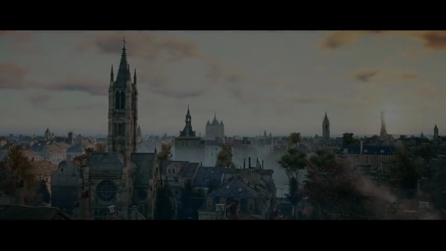 Assassin's Creed Unity | Paris skyline trailer