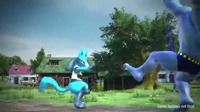 Pokken Tournament | Arcade Announcement Trailer