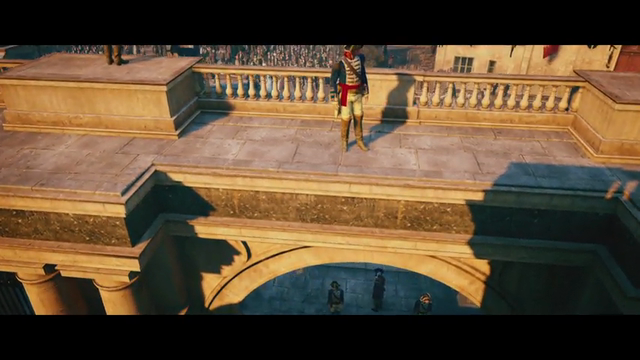 Assassin's Creed Unity Co-Op Gameplay Trailer