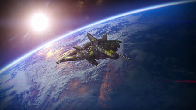 Destiny Walkthrough: A Rising Tide
