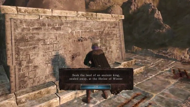 Dark Souls II: Crown of the Ivory King | #1: Winter Wonder Land