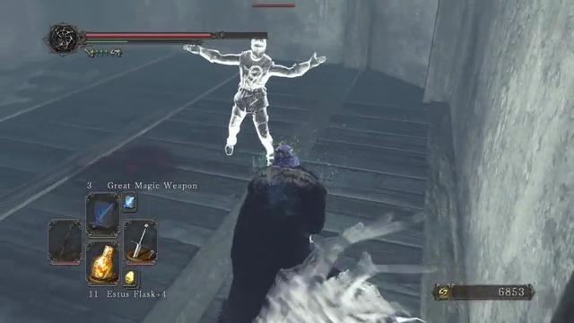 Dark Souls II: Crown of the Ivory King | #5: This Guy – Friend of Friends