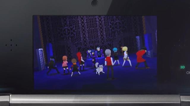 Persona Q | Person 3 Story Trailer