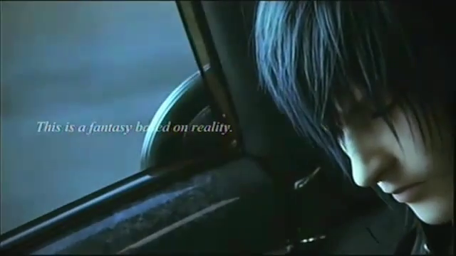 New Final Fantasy Versus XIII Trailer