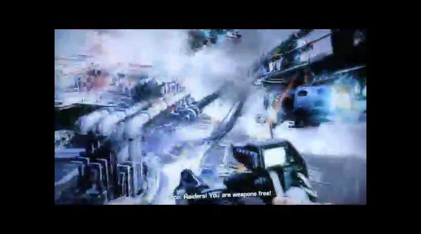 DICE 2011 - Killzone 3 Move Gameplay