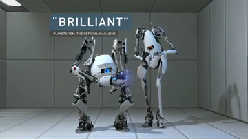 Portal 2 - Launch TV Commercial